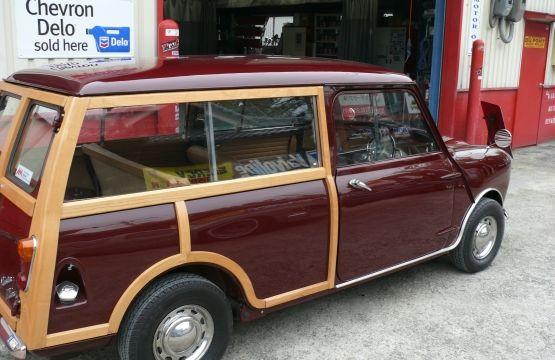 1966 オースチン カントリーマン